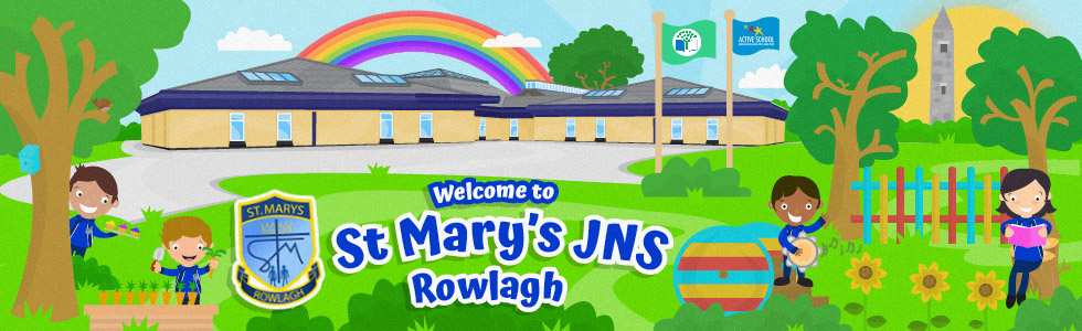 St. Mary's Junior National School, Rowlagh, Dublin 22